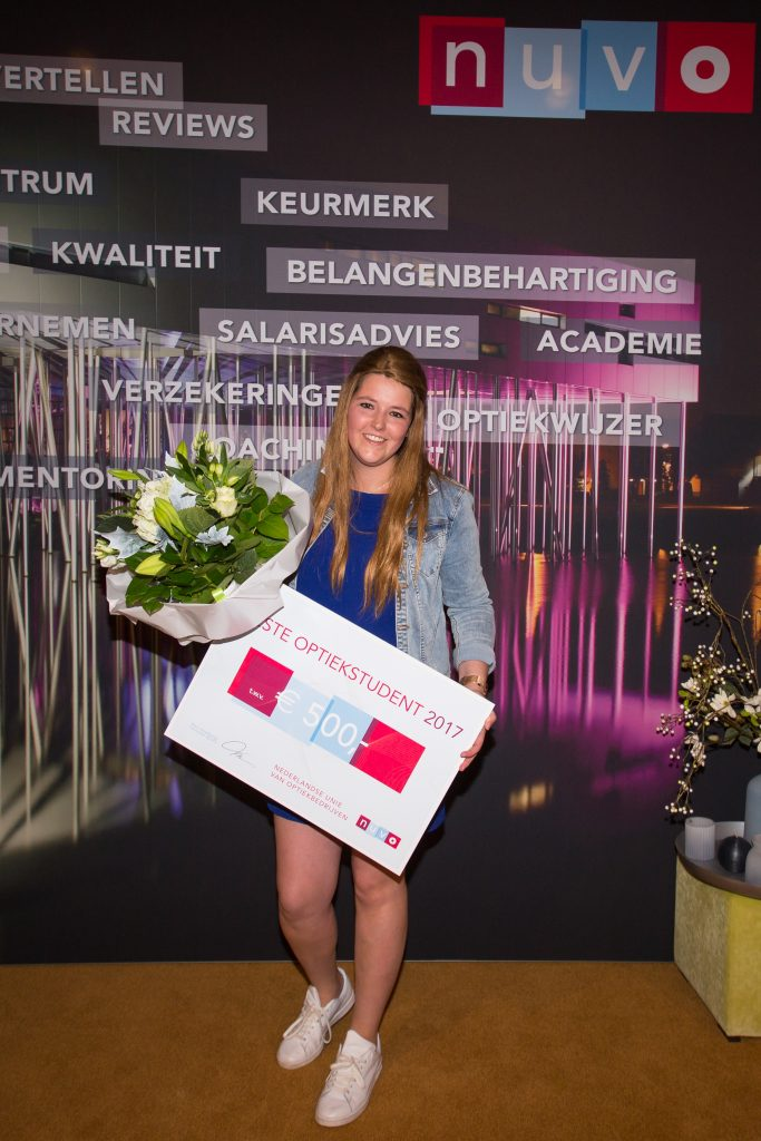 2017: Sophie van Hooijdonk