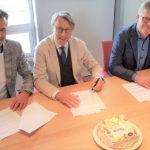 NUVO, Optitrade en Centrop ondertekenen intentieovereenkomst