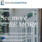 Geboren op 1 oktober 2018: EssilorLuxottica