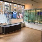 Cartiers gestolen bij weer een inbraak in optiekzaak
