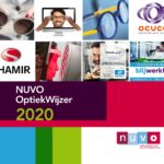 NUVO Optiekwijzer 2020: hij komt er weer aan!