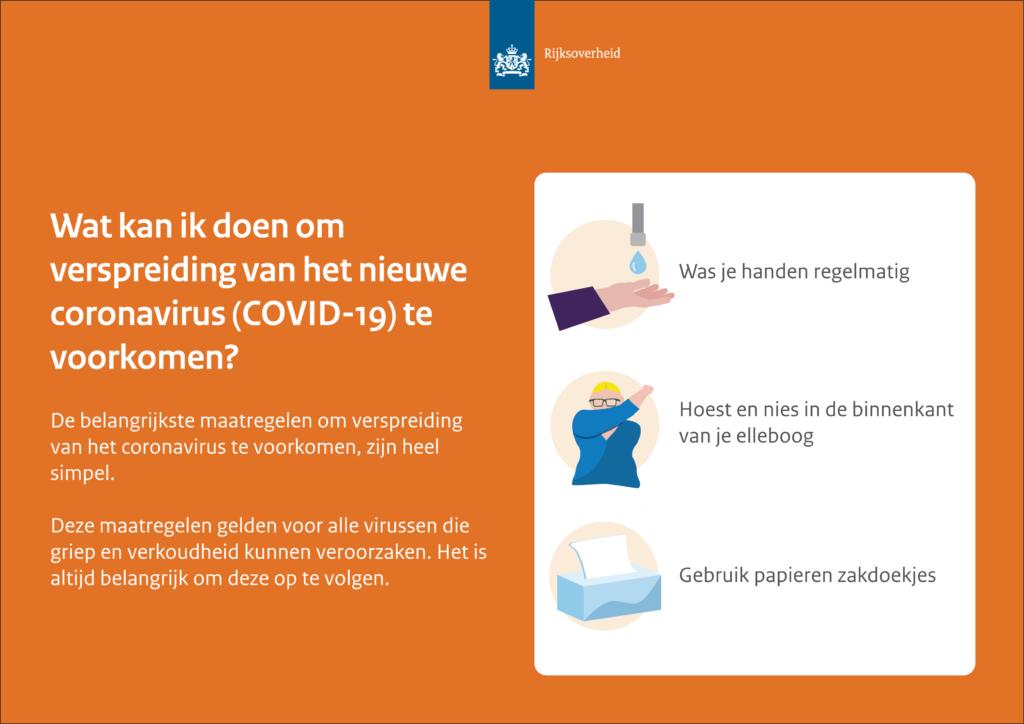 Gevolgen coronavirus voor werkgevers