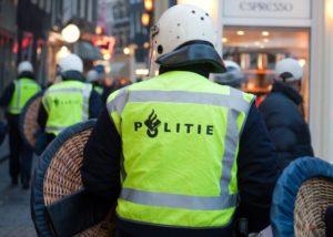 Politie zet 'slimme bril' in vanaf plaats delict