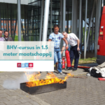 BHV-cursus in 1.5 meter maatschappij