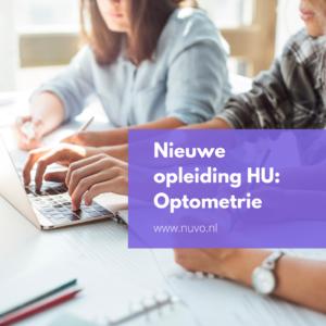 Nieuwe opleiding HU: Optometrie