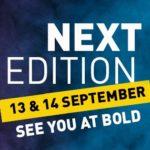 Tweede editie Bold Optical Fair 2020 gaat door in september