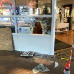 Bloederige inbraak bij Casper Optometrie Zoetermeer