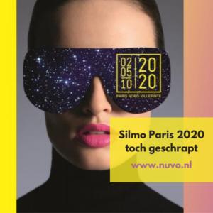 Silmo Paris 2020 geschrapt