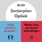 Werken met Sectorplan Optiek – nieuwe maatregelen kabinet