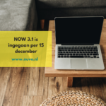 NOW 3.1. is ingegaan per 15 december