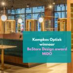Kempkes Optiek valt in de prijzen op MIDO