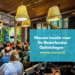 Nieuwe locatie en datum voor De Nederlandse Optiekdagen